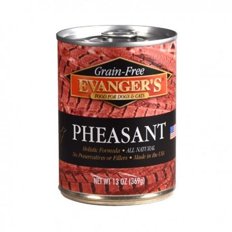 Evanger's Grain Free Bażant 369g