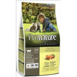 Pronature Holistic Kitten 0,34kg