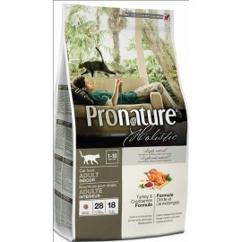 Pronature Holistic Indoor Turkey 0,34kg