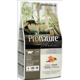 Pronature Holistic Indoor Turkey 2,72kg