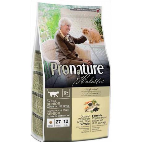 Pronature Holistic Cat Senior 0,34kg