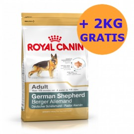Royal Canin German Shepherd 12 + 2KG GRATIS !!!