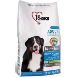 1st Choice Adult Medium Large Breeds 15kg