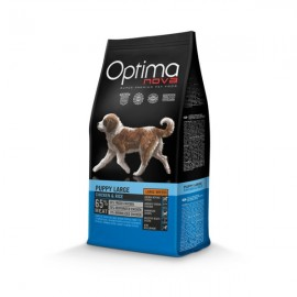 OptimaNova Puppy Large Breed 2 x 12kg