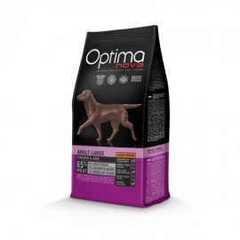 OptimaNova Adult Large Breed 2 x 12kg