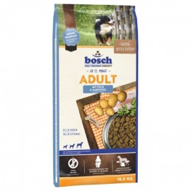 Bosch Fish Potato 15kg