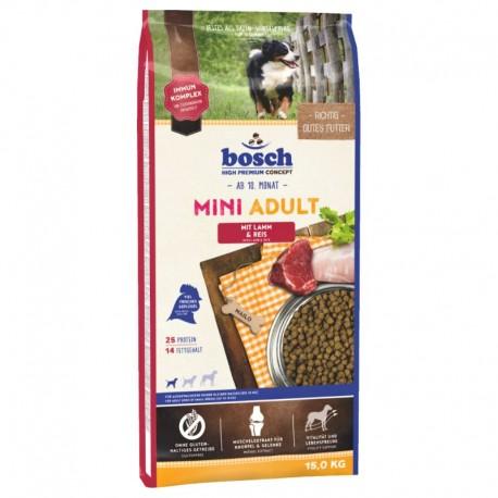 Bosch Adult Mini Lamb Rice 15kg