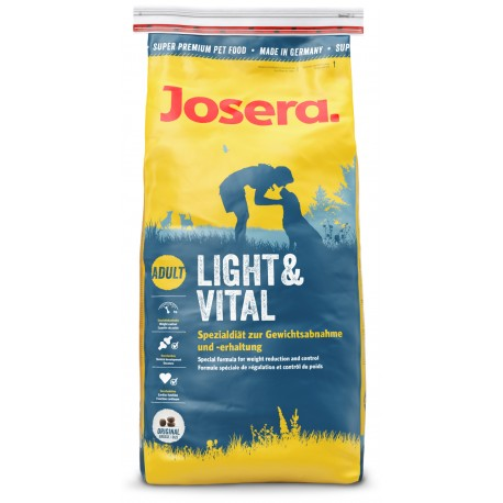 Josera Light Vital 2 x 15kg