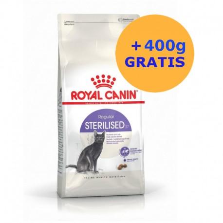 Royal Canin Sterilised 400g + 400g GRATIS