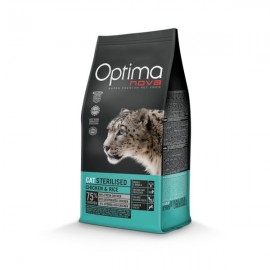 OptimaNova Sterilised Cat 2kg