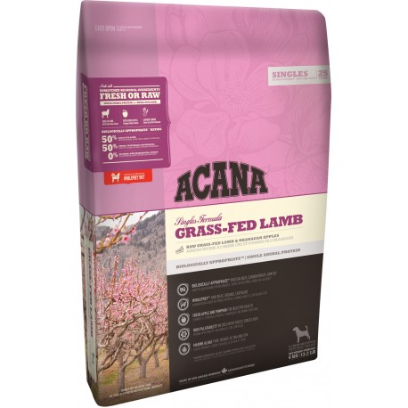 Acana Grass-Fed Lamb 2 x 17kg