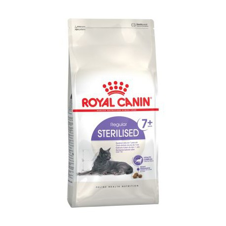 Royal Canin Sterilised +7 0,4kg