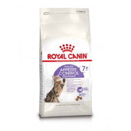 Royal Canin Sterilised Appetite Control +7 0,4kg