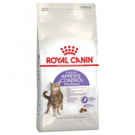 Royal Canin Sterilised Appetite Control 4kg