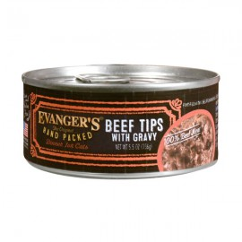 Evanger's Hand Packed Beef 156g