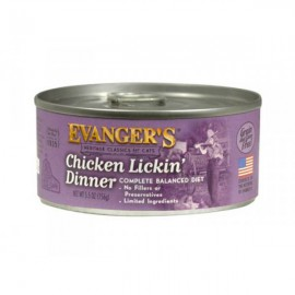 Evanger's Classic Chicken Cat 156g