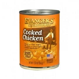Evanger's Classic Gotowany Kurczak 362g