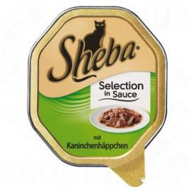 Sheba Selection in Sauce Kawałki Królika w Sosie 85g