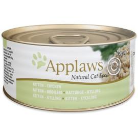 Applaws Kitten z Kurczakiem 70g