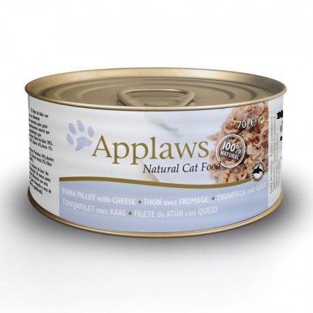 Applaws Filet z Tuńczyka z Serem 70g