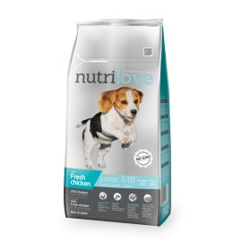 Nutrilove Junior Small Medium 1,6kg