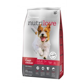 Nutrilove Adult Small 2 x 8kg