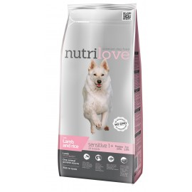 Nutrilove Sensitive Lamb 3kg
