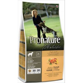 Pronature Holistic Adult Duck 13,6kg