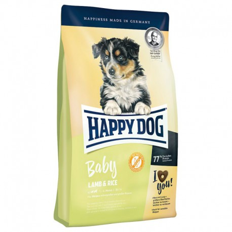 Happy Dog Baby Lamb Rice 10kg