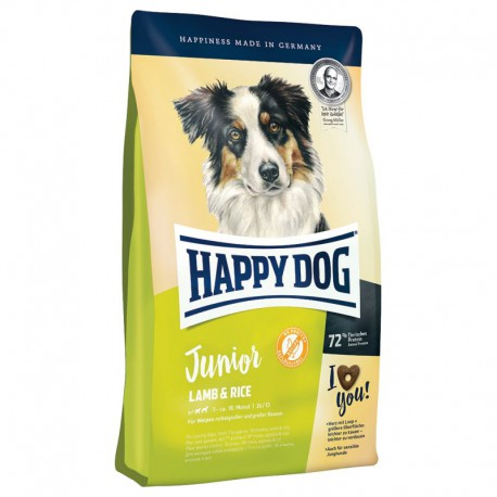 Happy Dog Junior Lamb Rice 3 x 10kg