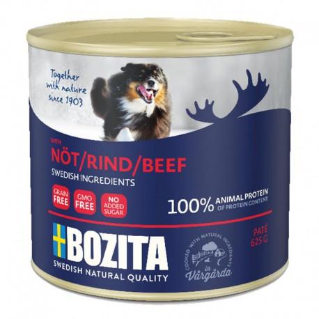 Bozita Wołowina karma dla psa w puszkach 625g