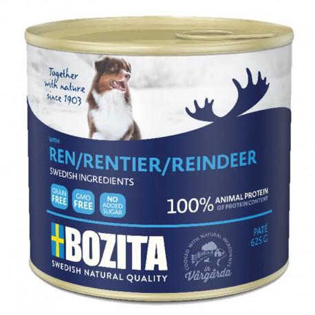 Bozita Renifer karma dla psa w puszkach 625g