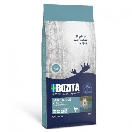 Bozita Lamb Rice 2 x 12kg