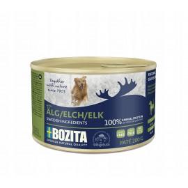 Bozita Łoś karma dla psa w puszkach 200g