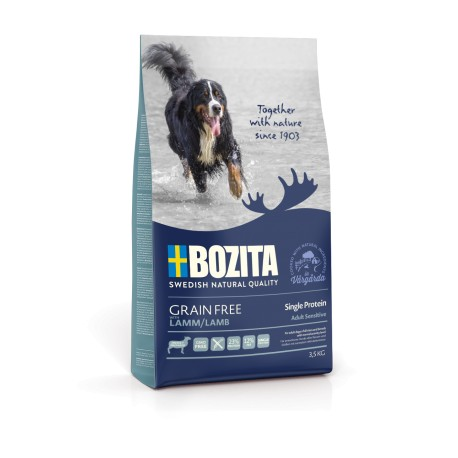 Bozita Grain Free Lamb 2 x 12,5kg