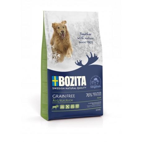 Bozita Grain Free Elk 2 x 12kg