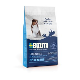 Bozita Grain Free Reindeer 2 x 12,5kg