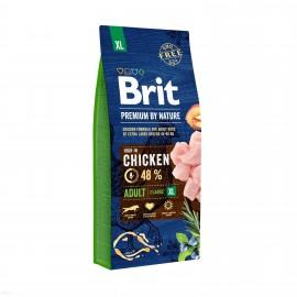 Brit Adult XL 15kg - (psy powyżej 45kg)