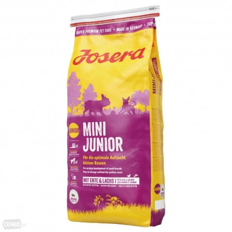 Josera Mini Junior 2 x 15kg
