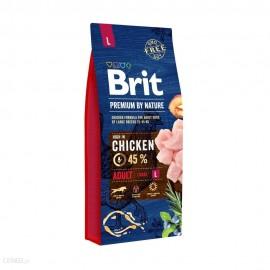 Brit Adult L 2 x 15kg - (psy 25-45kg)