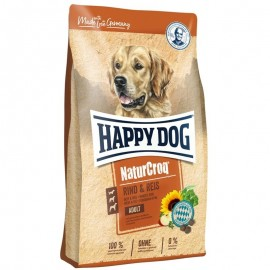Happy Dog NaturCroq Beef Rice 15kg