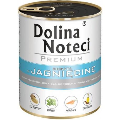 Dolina Noteci Premium Jagnięcina 800g