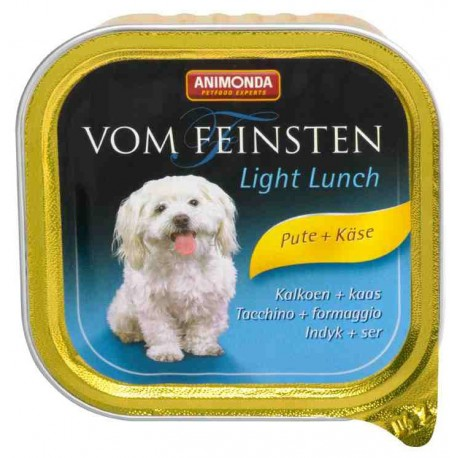 Animonda Vom Feinsten Light Indyk i Ser 150g