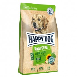 Happy Dog NaturCroq Lamb Rice 15kg