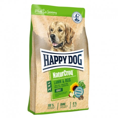 Happy Dog NaturCroq Lamb Rice 2 x 15kg