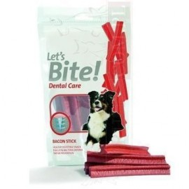 Let's Bite Dental Care Bacon Stick