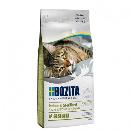 Bozita Indoor Sterilised 0,4kg