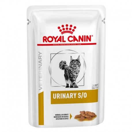 Royal Canin Urinary SO saszetki 12 x 85g