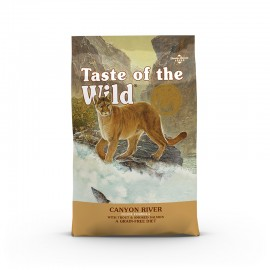 Taste Of The Wild Canyon River 6,6kg