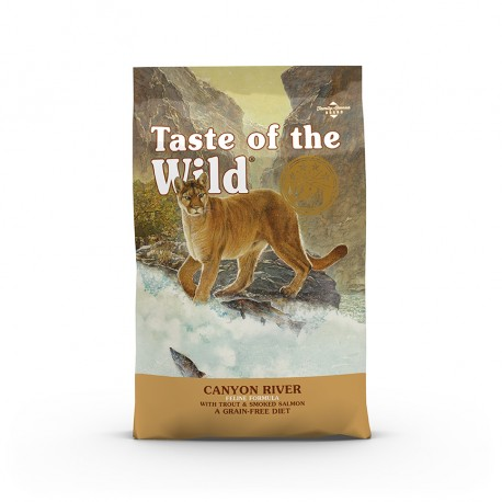 Taste Of The Wild Canyon River 2 x 6,6kg